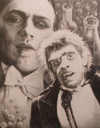 Tattoos - Dr. Jekyll and Mr. Hyde - 17160