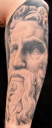 Tattoos - Moses - 25520