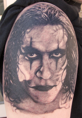 Tattoos - The Crow - 26254