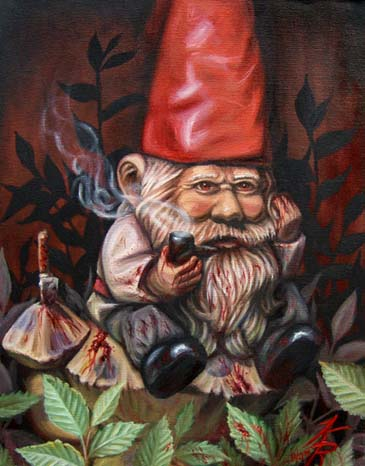 Tattoos - The Gnome - 24676