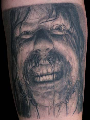 Tattoos - James Hetfield - 14762