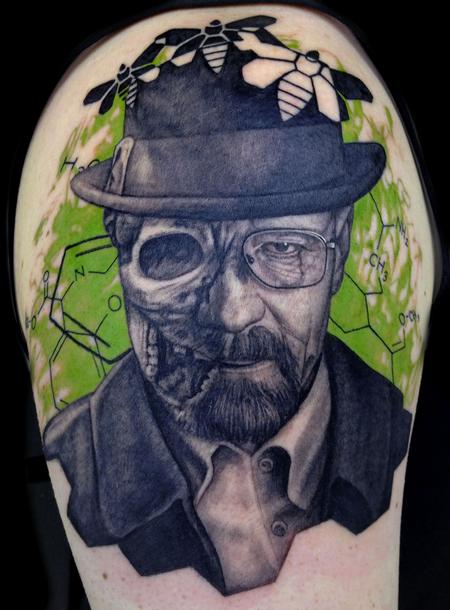 Tattoos - Breaking Bad Tattoo - 97917