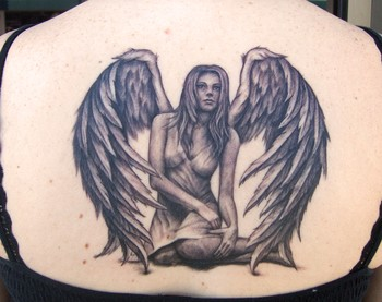 Tattoos - Angel - 42794
