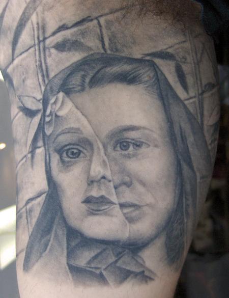 Tattoos - Clarence John Laughlin - 57180