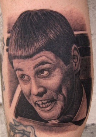 Tattoos - Jim Carrey - 40663