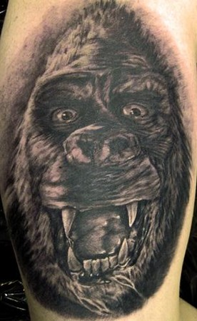 Tattoos - King Kong - 42795
