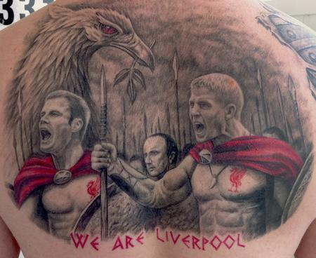 Tattoos - We Are Liverpool - 66985
