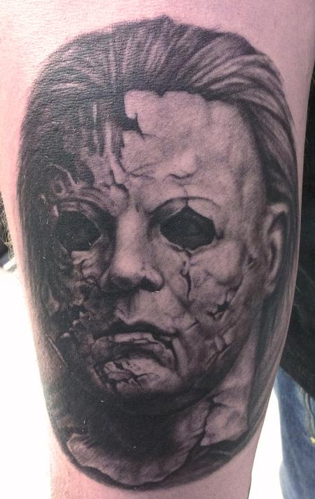 Tattoos - Michael Myers - 66984