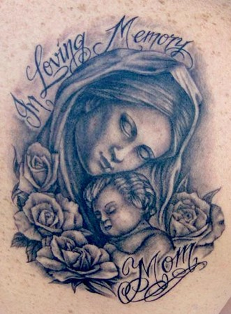 Tattoos - Mother and Child - 41133
