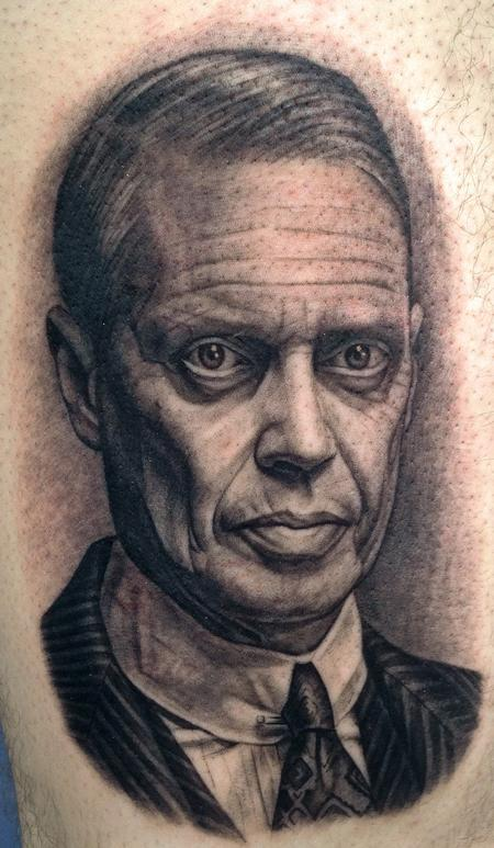 Tattoos - Steve Buscemi - 89072