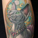 Sphynx Cat Tattoo Tattoo Design Thumbnail