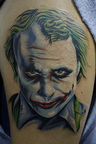 Tattoos - The Joker - 71124