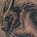Tattoos - Werewolf tattoo - 71703