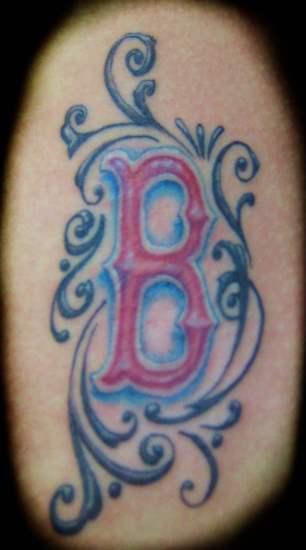 Boston b tattoo by khalil rivera tattoonow for Tattoo artists boston