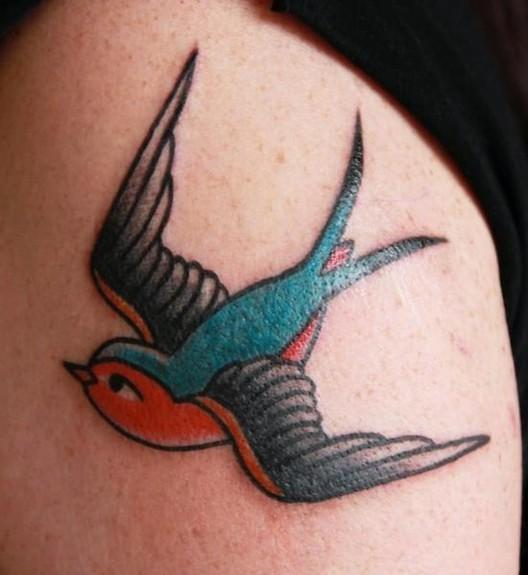 Swallow Tattoo Tattoo Design