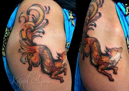 Tattoos - Fox - 128452