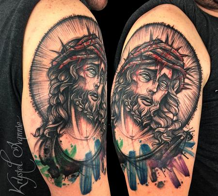 Tattoos - Jesus - 128440