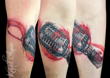 Tattoos - Microphone - 128446