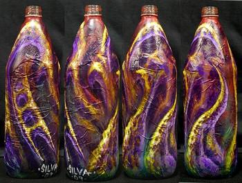 Marvin Silva - 40oz. Bio-Organic Bottle
