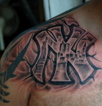 new york tattoo by marvin silva tattoos