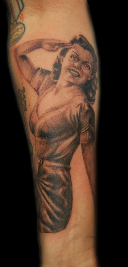 Tattoos - Pinup - 67253