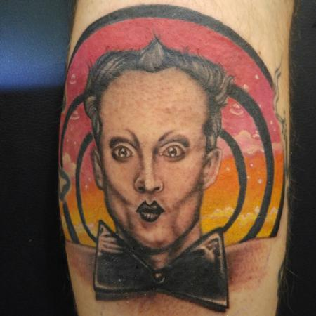 Tattoos - Klaus Nomi  - 109837