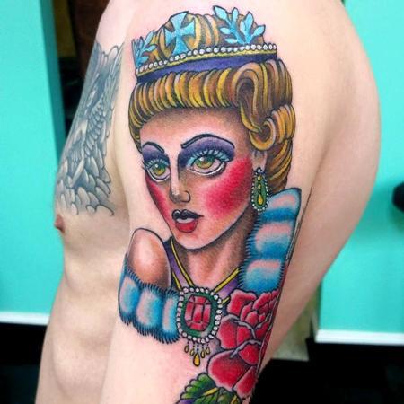 Tattoos - Queen - 109648