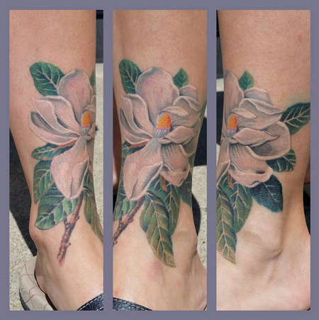 Healed Magnolia Design Thumbnail