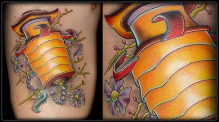 Picture Flower Tattoos on Tattoos   Page 452   Japanese Lantern