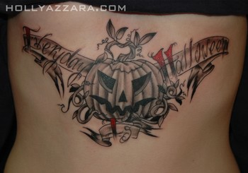 Halloween tattoos designs uk