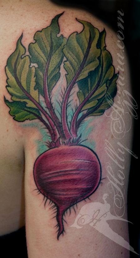 Holly Azzara - Illustrated Beet