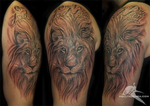 Men Half Sleeve Tattoo Designs