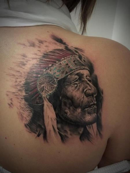 Silvio Vukadin - Native American