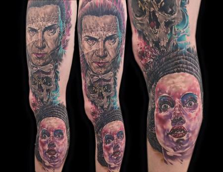 Tattoos - Dracula - 108071