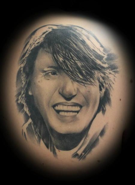 Tattoos - Fabrizio De Andrè - 91317