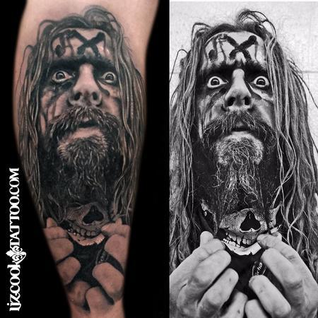 Rob Zombie Tattoo Thumbnail