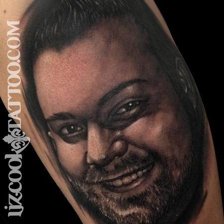 Tattoos - Memorial Portrait - 98324