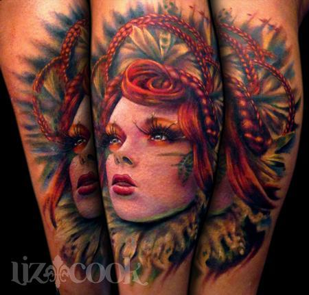 Liz Cook -