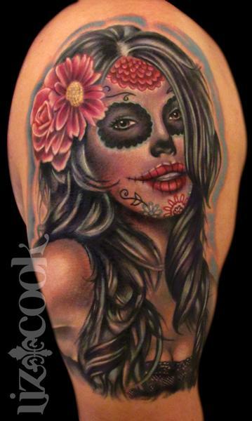 Liz Cook - Dia De Los Muertos
