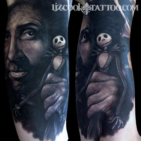 Tattoos - Tim Burton/Jack Skellington - 95782