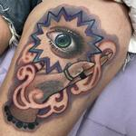 Tattoos - Hand Eye Coordination - 131179