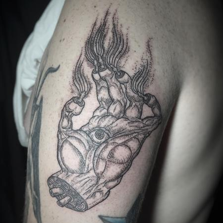 Tattoos - Hand of Glory - 128222