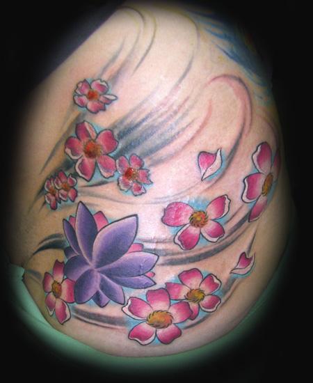 Kristel Oreto - Cristas Cherry Blossoms