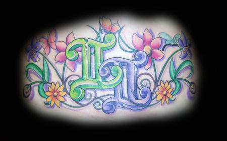flower lily tattoos. Tattoos gt; Flower Lily tattoos