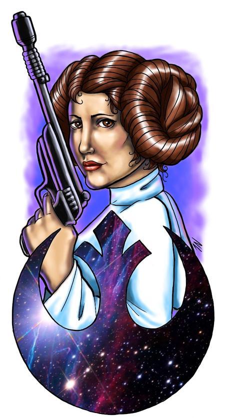 Tattoos - Princess Leia - 132287