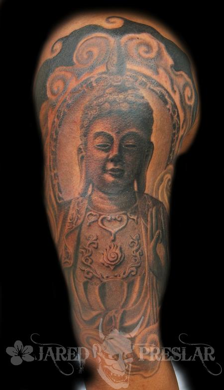 Thai Buddha Tattoo Tattoo Design Thumbnail