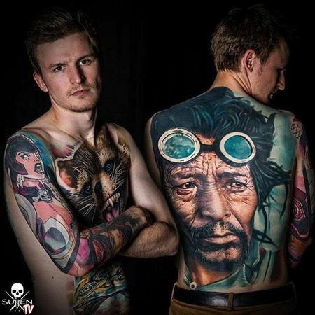 Tattoos - untitled - 121976