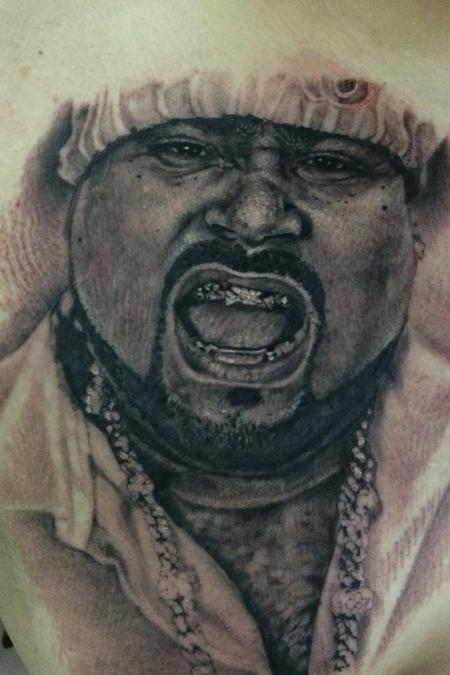 Big Pun Tattoo Design Thumbnail