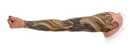 Tattoos - Aerobot - 111546