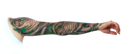 Tattoos - Dragon 2 - 79021